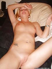Picture collection of raunchy amateur chicks who got naked