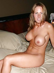 Picture collection of a steamy hot amateur MILF