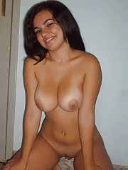 Picture selection of amateur big-tittied amateur babes