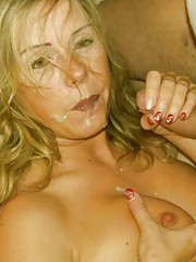 Picture collection of hot and horny jizzed on GFs