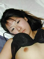 Photo selection of sexy kinky amateur Oriental babes