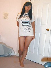 Picture collection of hot amateur Asian babes