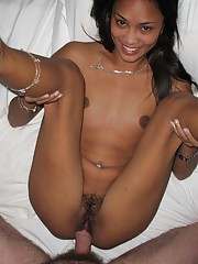 Photo collection of a wild sex with a Filipina bitch