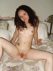 Photo collection of naked mamacitas posing