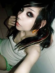 Picture collection of amateur alternative hotties