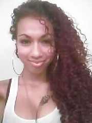 Nice gallery of a mulatto chick