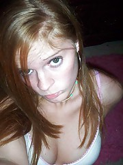 Picture collection of an amateur camwhoring teen