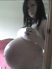 Homemade horny pregnant girlfriends pics