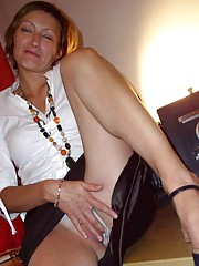 Picture collection of wild skanky amateur housewives