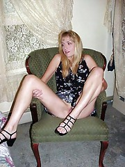 Picture compilation of an amateur horny wild wife posing sleazy