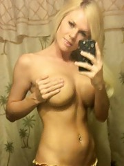 Steamy hot sexy big-tittied amateur babes