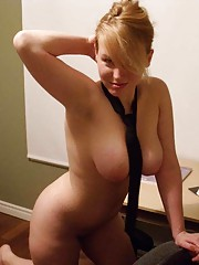 Picture selection of hot naughty busty amateur honeys
