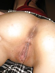 Picture collection of a sexy-ass girlfriend masturbating