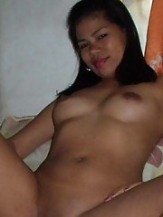 Picture selection of amateur sexy hardcore sleazy Filipina honeys