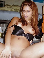 Picture collection of kinky sexy amateur Spanish senoritas