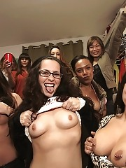 Hot dare dorm sex action