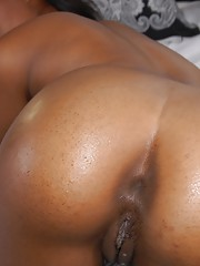 Hot black gfs getting fucked hard