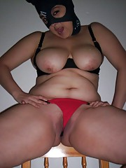 Photos of wild naughty amateur BBWs posing
