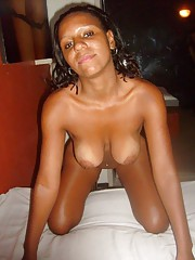 Two horny hot wild naughty amateur black bitches