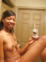 Picture selection of sexy amateur kinky black babes