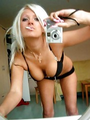 Picture selection of sexy amateur girlfriends selfshooting