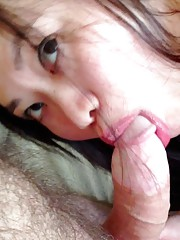 Amateur cocksucking chicks who enjoy giving BJs