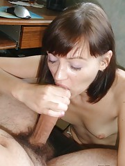 Picture collection of two amateur horny cocksucking naughty bitches